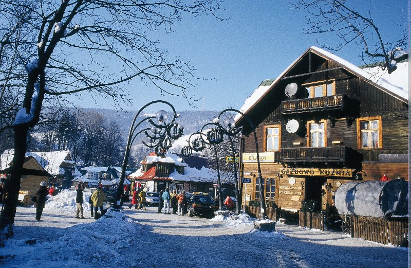 Zakopane adventkor